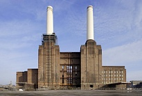 """Battersea Power Station"", London, UK"